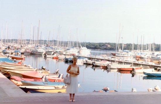 Cervar Porat, كرواتيا: harbour at Cervar Porat © Robert Bovington