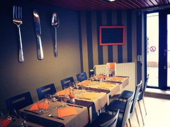 Restaurant St Symphorien
