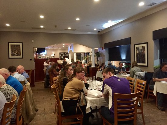Mancuso's Restaurant & Bar: Looking to host a birthday party or shower?