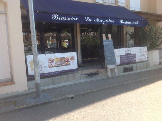 Les Milles, Francia: BRASSERIE LA MAZARINE