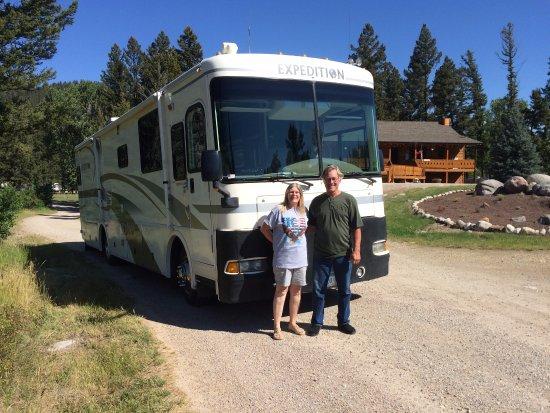Hall, MT: Guests at Boulder Creek