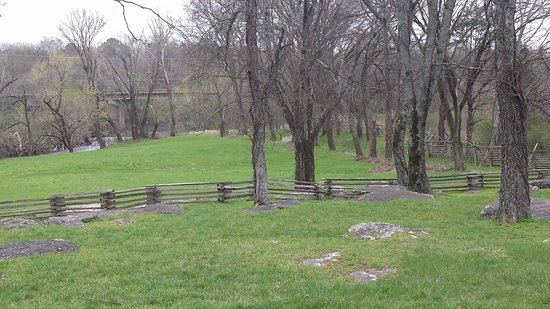 Stones River National Battlefield: McFadden's Ford
