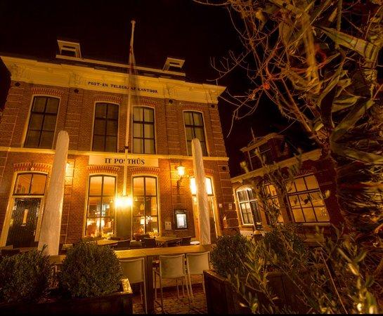 Makkum, Nederländerna: It Posthus