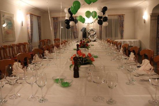 Thusis, Schweiz: Saala per Compleanni, Matrimoni o varie feste