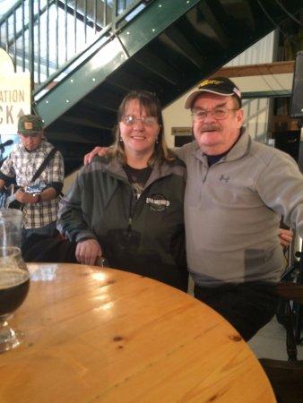 Bridgewater Corners, VT: Some of the fantastic staff