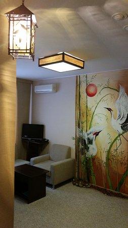 Irtysh Hotel: quarto japones