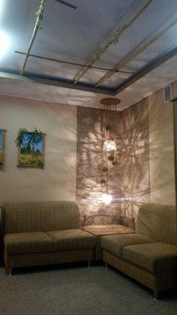 Irtysh Hotel: quarto da africa