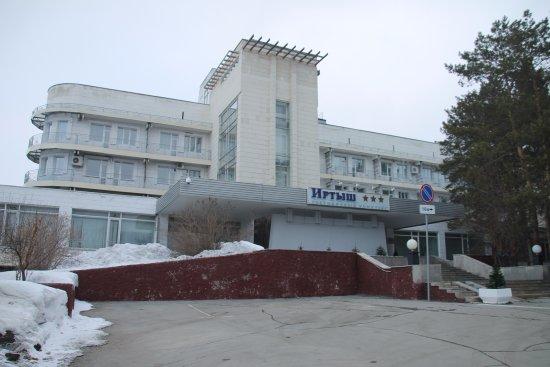 Irtysh Hotel: Frente do hotel
