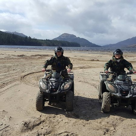 Newtonmore, UK: Quad Bike Tours