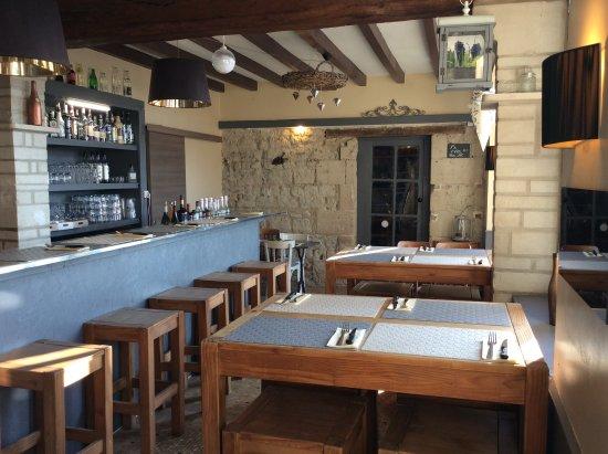 Bourgueil, Francia: Bar à vins