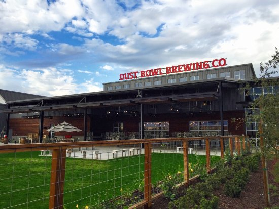 Turlock, CA: Dust Bowl Brewing Co. Brewery Taproom