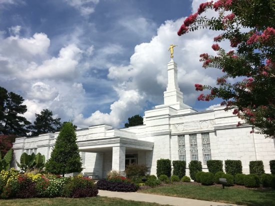 Raleigh North Carolina Temple, The Church of Jesus Christ of Latter-Day Saints