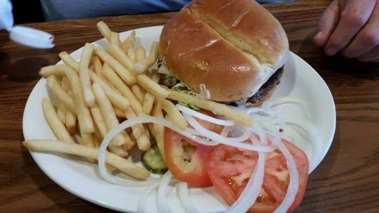 Independence, MO: Corner Cafe Burger and Fries