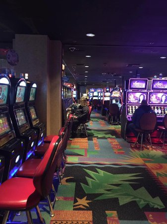 Swinomish Casino & Lodge: The casino floor