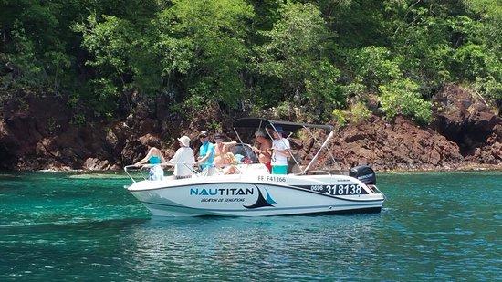 nautitan location de bateaux les anses d 39 arlet martinique omd men. Black Bedroom Furniture Sets. Home Design Ideas
