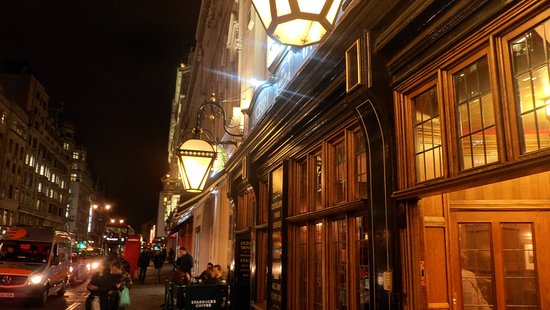 Photo of Bar Lyceum Tavern at 354 Strand, London WC2R 0HS, United Kingdom
