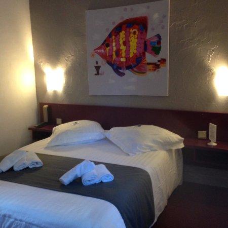 Hotel De Biarritz: Appartement familiale