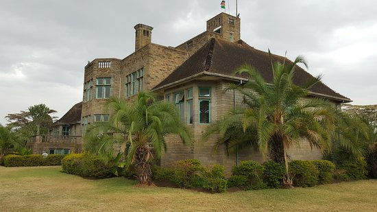 Nakuru, Kenija: The Main Castle
