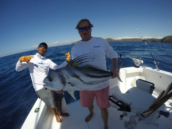Gulf of Papagayo, Kosta Rika: Coastal Angler Magazine Fishing Trip!