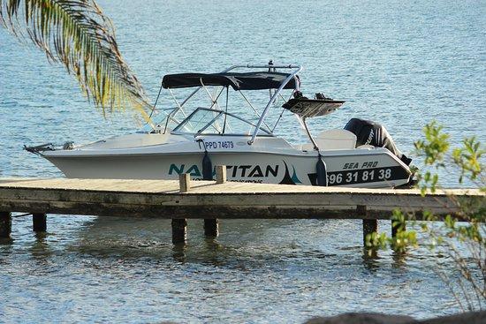 Les Anses d'Arlet, Martinique: Pretty Zoe, bateau location Sea Pro 228DC, 10 places
