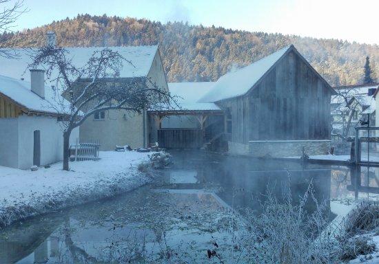 Obermuhle Muhlbach - Stein.Wasser.Hohle