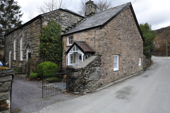 Afon View Guest House: Cottage at Dolwyddelan