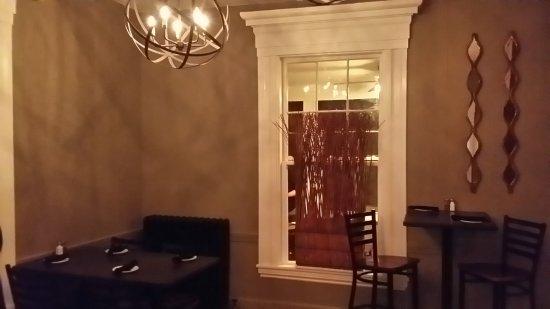 Bethel, ME: Inside Dinning Room