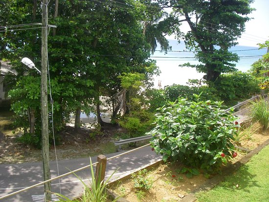 Panorama Guesthouse Beau Vallon Foto