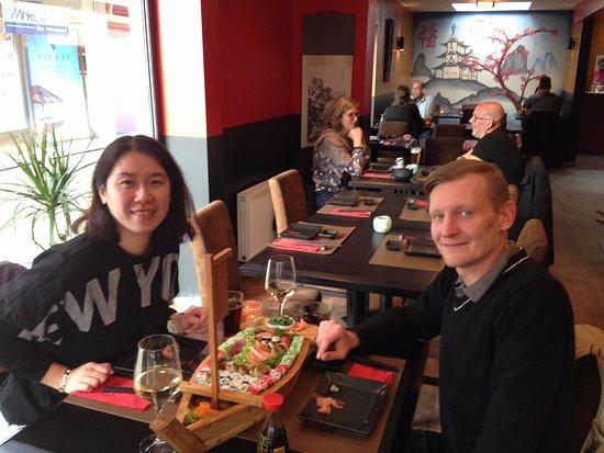 Geel, Belgien: Cat & Ivor