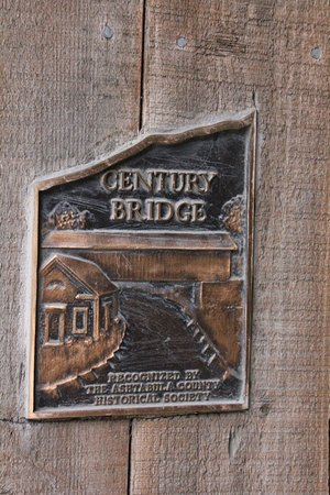 Ashtabula, OH: The Century Bridge