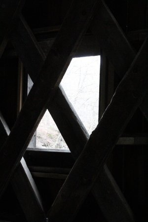 Ashtabula, OH: A window from the inside
