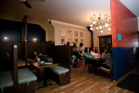 Park Rapids, มินนิโซตา: The Good Life Cafe