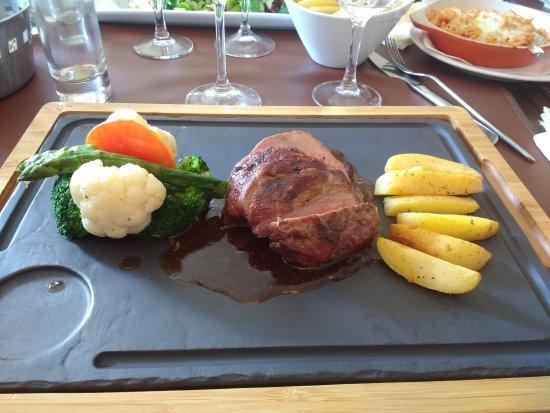 Sint-Agatha-Berchem, Belgium: Restaurant Olympiade