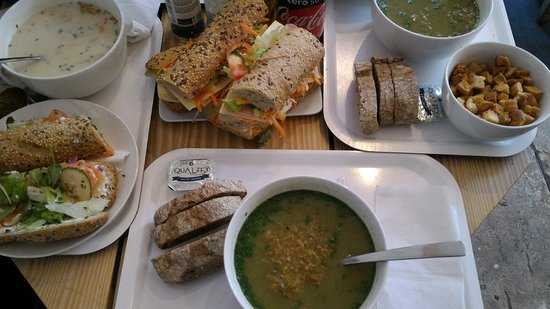 Photo of Belgian Restaurant Soup'R at Sint-niklaasstraat 9, Ghent 9000, Belgium