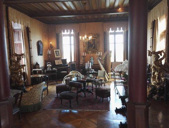 Centrum, Frankrijk: Château de Chaumont