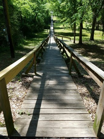 Rusk, TX Footbridge - All You Need to Know BEFORE You Go ...