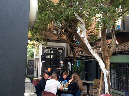 Duncan Yard: Lovely eating place