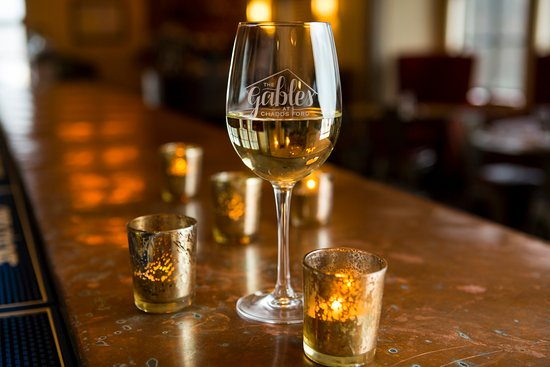Enjoy $3 off every glass of wine during Happy Hour at The Gables at Chadds Ford!
