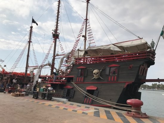 Pirate Shows & Tours : MARIGALANTE