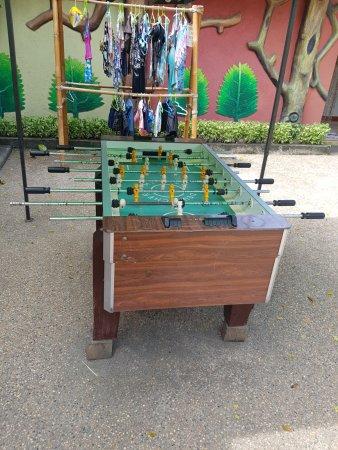 Bacong, Filippinene: Auch für Spass ist gesorgt.