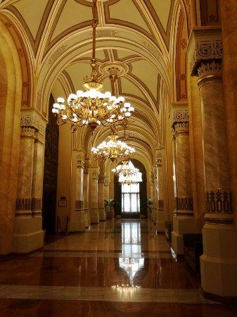 Vigado Concert Hall: Interior