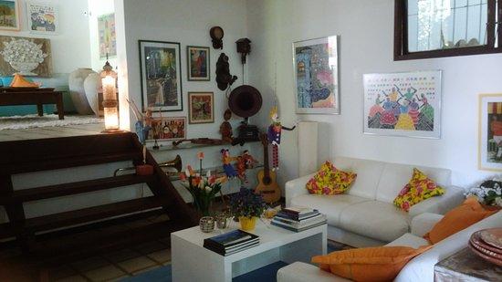 Hospedaria Entre Amigos: 20170329_103452_large.jpg