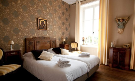Bitry, France : Chambre Vezelay (85 euro, pdej compris)