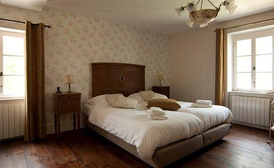 Bitry, Francia: Suite Saint-Amand-en-Puisaye (105 euro, pdej compris)