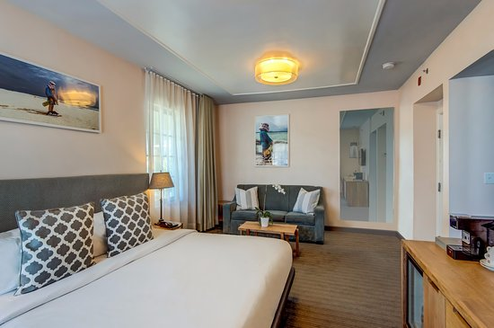 SBH South Beach Hotel: Jr. Suite King Room