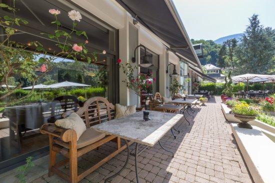 Restaurant les terrasses photo de restaurant les - Les terrasses d uriage ...