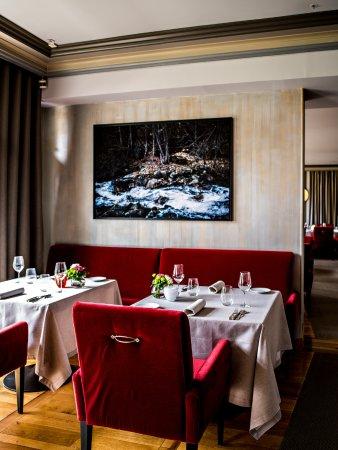 Restaurant Les Terrasses Uriage, Uriage les Bains - Restaurant ...