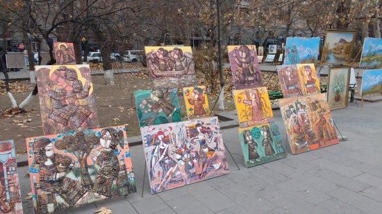 Martiros Saryan Park