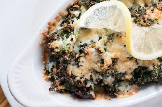 Little Star Pizza: Roasted Kale