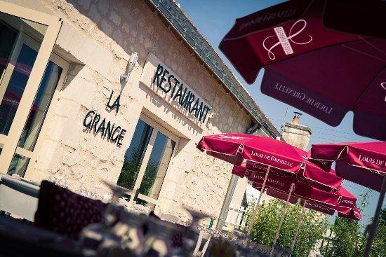 Varennes sur Loire, França: LA GRANGE